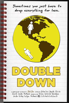 'Double Down' movie poster