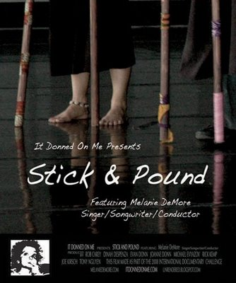 'Stick and Pound' movie poster