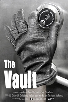 'The Vault' movie poster